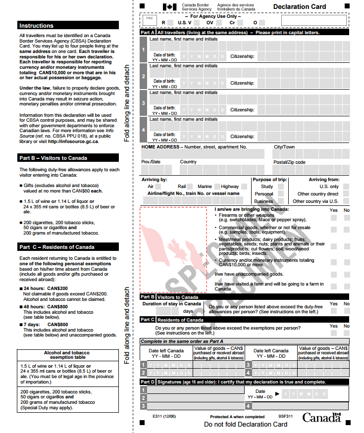 declaration-form